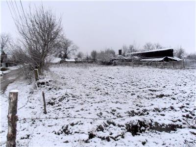 Teren intravilan, 950 mp, zona Lilieci