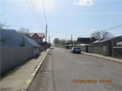 Teren 1000 mp intravilan, zona Serbanesti